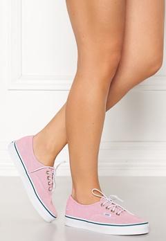 Vans Authentic Sneakers Carmine Rose/ Ocean Bubbleroom.dk