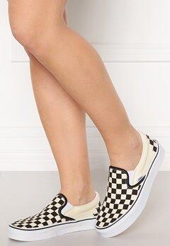 Vans Classic Slip-On Sneakers Blk&WhtC Bubbleroom.dk