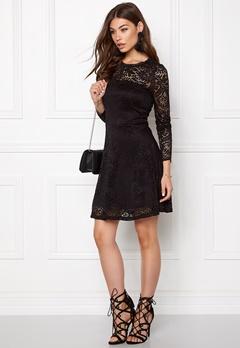 VERO MODA Celeb Lace Short Dress Black Bubbleroom.dk