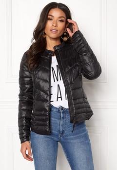VERO MODA Fenna Soraya Short Jacket Black Bubbleroom.dk