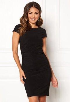 VERO MODA Jonie Cap Sleeve Dress Black Bubbleroom.dk