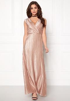 VERO MODA Lizzie Wrap Maxi Dress Rose Dust Bubbleroom.dk