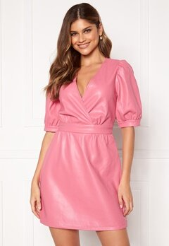 VERO MODA Paulina Short Dress Chateau Rose Bubbleroom.dk