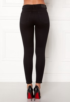 VERO MODA Seven Shape Up Jeans Black Bubbleroom.dk
