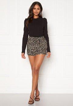VERO MODA Simply Easy Nw Shorts Wvn Ga Oatmeal Bubbleroom.dk