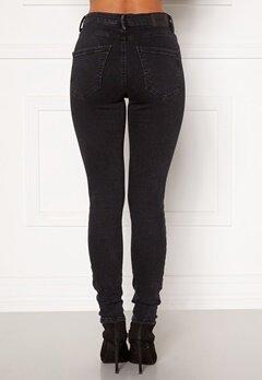 VERO MODA Sophia HR Skinny Jeans Dark Grey Denim Bubbleroom.dk