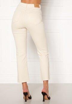 VERO MODA Stella HR Kick Flare Jeans Birch Bubbleroom.dk