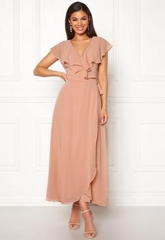 VERO MODA Vida SL Ankle Dress Misty Rose Bubbleroom.dk