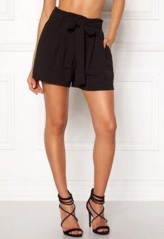 VILA Alure Shorts Black Bubbleroom.dk