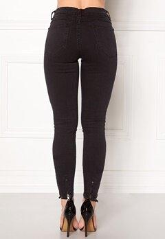 VILA Commit Lux rw 5p Jeans Black Bubbleroom.dk