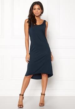 VILA Deana S/L Dress Total Eclipse Bubbleroom.dk