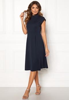 VILA Ellery S/L Dress Total Eclipse Bubbleroom.dk