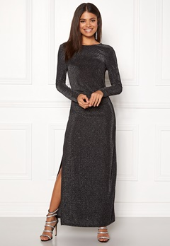 VILA Libbo Maxi Dress Black Bubbleroom.dk
