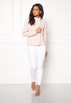 VILA Mali Short Jacket Peach Blush Bubbleroom.dk