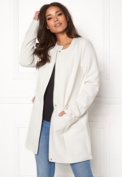 VILA Pure Jacket Pristine Bubbleroom.dk