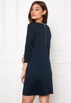 VILA Tinny New Dress Total Eclipse Bubbleroom.dk