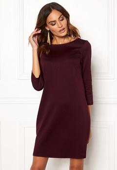 VILA Tinny New Dress Winetasting Bubbleroom.dk