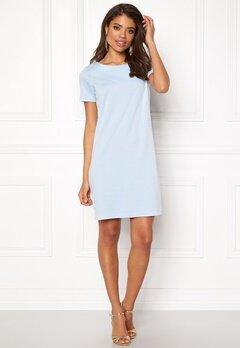 VILA Tinny New S/S Dress Plein Air Bubbleroom.dk