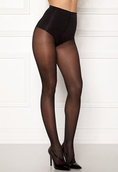 Vogue Brillante Tights 40 Den Black Bubbleroom.dk