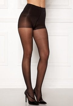 Vogue Slim Magic Tights 20 Den Black Bubbleroom.dk