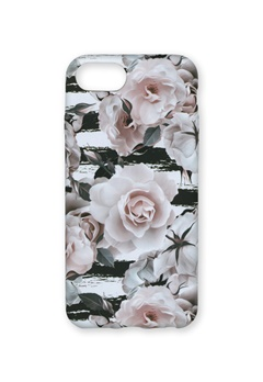 Wilma Wilma Soft Case Roses & Stripes Bubbleroom.dk