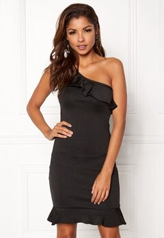 WOW COUTURE Lenore Bandage Dress Black Bubbleroom.dk