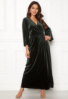 Y.A.S Balea 3/4 Ancle Dress Darkest Spruce Bubbleroom.dk