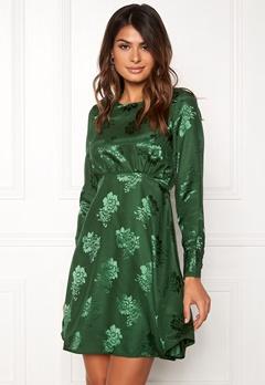 Y.A.S Figaro LS Dress Eden Bubbleroom.dk