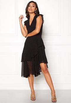 Y.A.S Flamina Dress Black Bubbleroom.dk