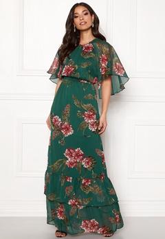 Y.A.S Hilma Maxi Dress June Bug Bubbleroom.dk