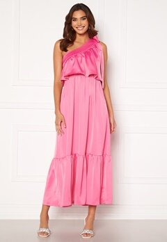 Y.A.S Victoria OS Ankle Dress Azalea Pink<br>  Bubbleroom.dk