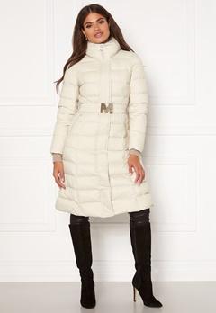 Miss Sixty YJ4320 Coat Light Grey Bubbleroom.dk