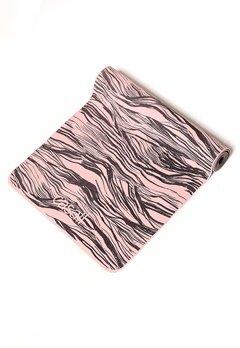 Casall Yoga Mat Cushion 5mm Lucky Pink / Black P Bubbleroom.dk