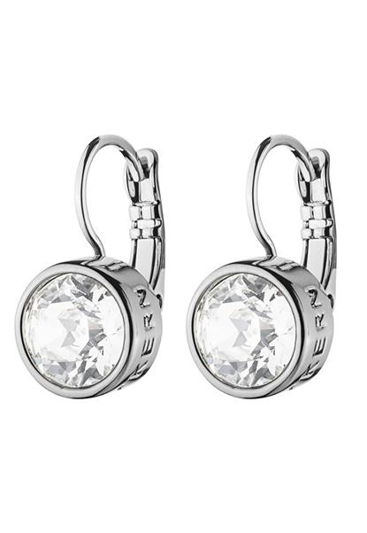Dyrberg/Kern Louise Vintage Earrings Silver Bubbleroom.dk