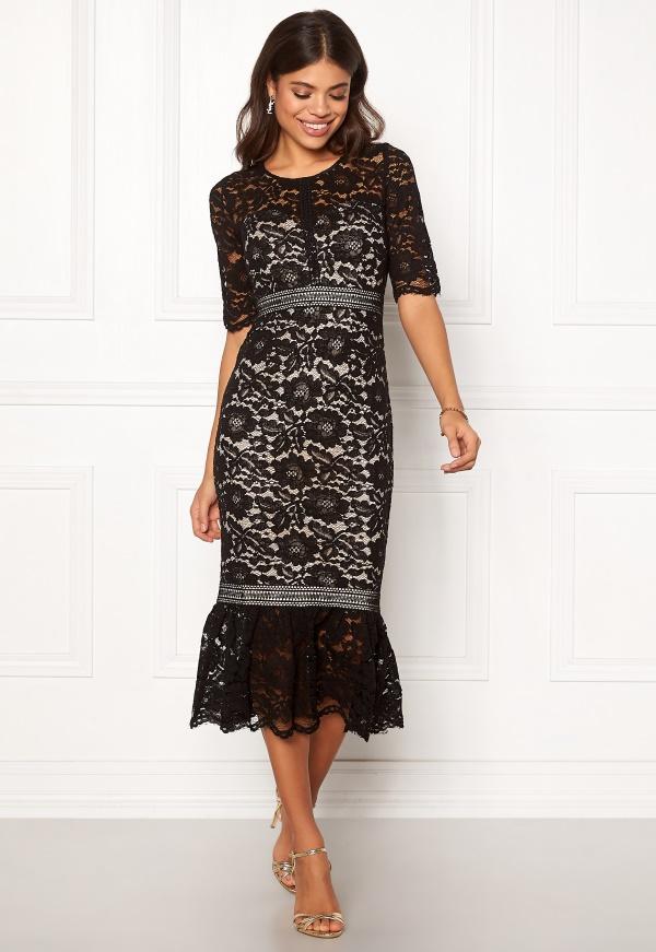 6546e671262a Make Way Ginny Dress Black - Bubbleroom Make Way Ginny Dress Sød ...