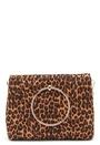 Leopard Matilda Metal Bag