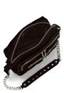 Ellie Chain Suede Bag