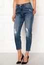 Indigo boyfriend jeans
