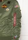 MA-1 VF Patch Jacket