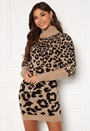 Animal Knitted Dress
