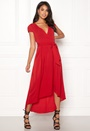 Cap Waterfall Dress