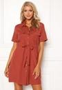 Button Shirt Dress