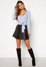 Michelle PU skirt