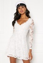 Shione lace dress