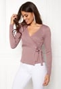 Vallie wrap over top