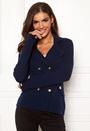 Chiara Heavy Knit Blazer