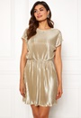 Isabelle plissé dress
