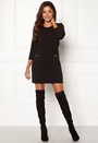 Maura saddle trim Dress