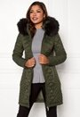 Sarraceno Quilted Fur Jacket