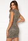 Soprano Sparkling Wrap Dress